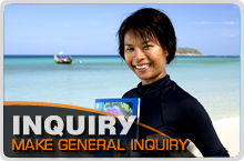 make enquiry label
